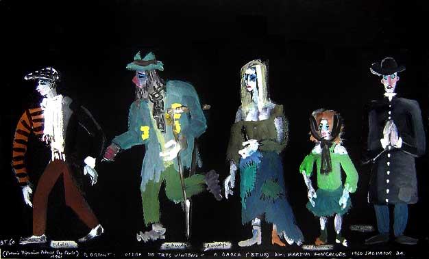 Ópera dos Três Vinténs Béatrice Tanaka