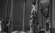 Dulcina de Moraes interpreta Cleópatra em 'César e Cleópatra', de 1944 ((Foto Carlos.Cedoc/Funarte)