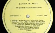 Discos Projeto Almirante – Capiba 80 anos – Selo Vinil lado A