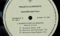 Discos PRO-MEMUS - Radamés Gnattali - selo vinil lado B