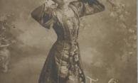 Lili Cardona na peça Viúva Alegre